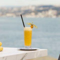 Отель Metropolitan Hotels Bosphorus балкон