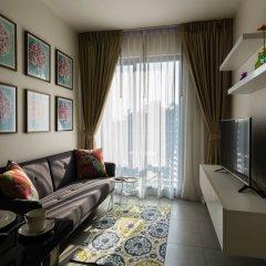 Отель Unixx South Pattaya By Grandisvillas Паттайя комната для гостей