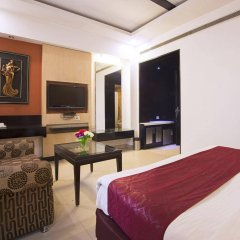 Hotel Krishna комната для гостей фото 4