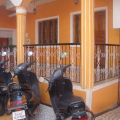 The Orange House in Anjuna, India from 18$, photos, reviews - zenhotels.com