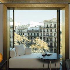 Отель Almanac Barcelona Барселона комната для гостей фото 2