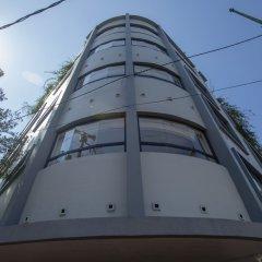 Отель Be Mate Condesa Мехико вид на фасад