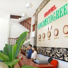Dalat Ecogreen Hotel Далат интерьер отеля фото 3