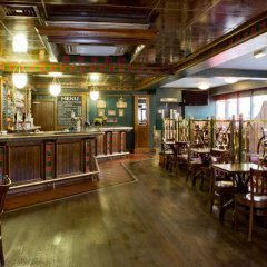 The Royal National Hotel гостиничный бар