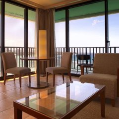 Отель Guam Reef Тамунинг балкон
