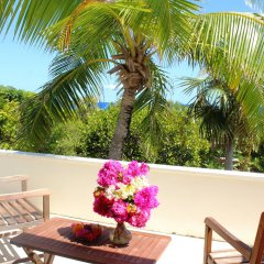 Отель Stella Maris Resort Club балкон