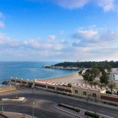 Sheraton Montazah Hotel пляж