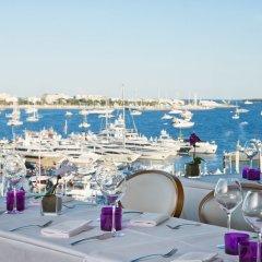 Отель Radisson Blu 1835 Hotel & Thalasso, Cannes Франция, Канны - 2 отзыва об отеле, цены и фото номеров - забронировать отель Radisson Blu 1835 Hotel & Thalasso, Cannes онлайн питание фото 3