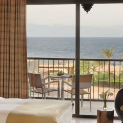 Отель Movenpick Resort & Spa Tala Bay Aqaba балкон