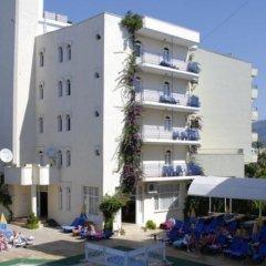 Отель Serin Мармарис бассейн