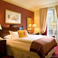 Отель Intercontinental Paris-Le Grand Париж комната для гостей фото 3