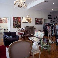 Отель The ART INN Lisbon Португалия, Лиссабон - отзывы, цены и фото номеров - забронировать отель The ART INN Lisbon онлайн интерьер отеля фото 3