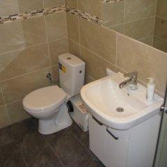Отель Villa Sart Польша, Гданьск - 1 отзыв об отеле, цены и фото номеров - забронировать отель Villa Sart онлайн ванная