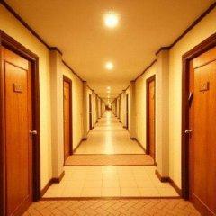 Отель Botany Beach Resort На Чом Тхиан интерьер отеля