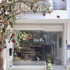 Phuc Da Lat Hotel Далат вид на фасад фото 2