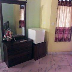 Отель Lagoon Garden Hotel Шри-Ланка, Берувела - отзывы, цены и фото номеров - забронировать отель Lagoon Garden Hotel онлайн удобства в номере фото 2