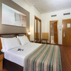 Отель Eurostars Mediterranea Plaza сейф в номере