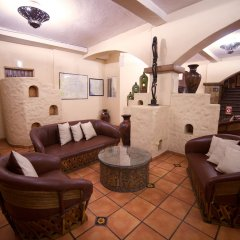 Hotel Hacienda del Sol комната для гостей фото 5