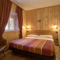 La Sibilla Parco Hotel Сарнано комната для гостей