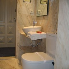 Отель Castelo Santa Catarina ванная