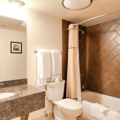 Отель Grand Canyon Plaza Hotel США, Гранд-Каньон - отзывы, цены и фото номеров - забронировать отель Grand Canyon Plaza Hotel онлайн ванная