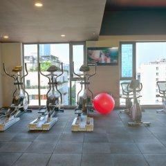 Отель Amena Residences & Suites фитнесс-зал