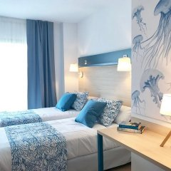 Отель Salou Beach by Pierre & Vacances Испания, Салоу - отзывы, цены и фото номеров - забронировать отель Salou Beach by Pierre & Vacances онлайн комната для гостей