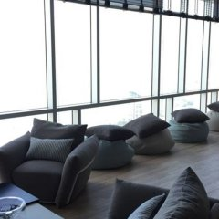 Отель Centric Sea Pattaya by Skyren интерьер отеля фото 3