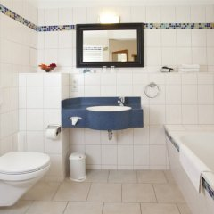 Hotel City Gallery Berlin ванная