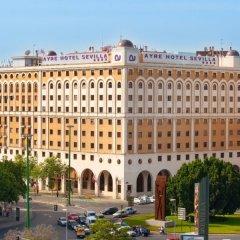 Отель Ayre Hotel Sevilla Испания, Севилья - 2 отзыва об отеле, цены и фото номеров - забронировать отель Ayre Hotel Sevilla онлайн