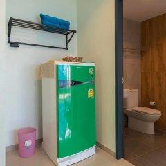 Отель Fu Suvarnabhumi Бангкок ванная