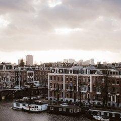 Отель InterContinental Amstel Amsterdam балкон