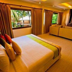 Отель Coconut Village Resort 4* Полулюкс с различными типами кроватей фото 3