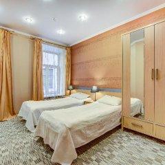 Мини-Отель Поликофф Стандартный номер с разными типами кроватей фото 16