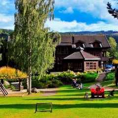 Отель Hunderfossen Hotell & Resort Hafjell Норвегия, Фаберг - отзывы, цены и фото номеров - забронировать отель Hunderfossen Hotell & Resort Hafjell онлайн