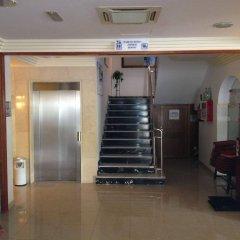 Отель Amoros интерьер отеля