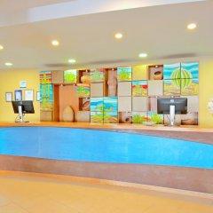 Отель Iberostar Playa Gaviotas Park - All Inclusive Испания, Джандия-Бич - отзывы, цены и фото номеров - забронировать отель Iberostar Playa Gaviotas Park - All Inclusive онлайн интерьер отеля фото 2