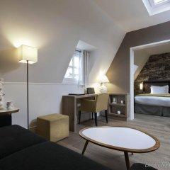 Hotel La Villa Saint Germain Des Prés комната для гостей фото 4