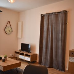Апартаменты Spacious 1 Bedroom Apartment in Sacré Coeur фото 6