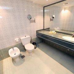 Sadaf Delmon Hotel ванная