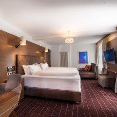 Отель arthausHOTEL Швейцария, Давос - отзывы, цены и фото номеров - забронировать отель arthausHOTEL онлайн комната для гостей фото 2