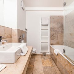 Отель BURNS Art & Culture ванная