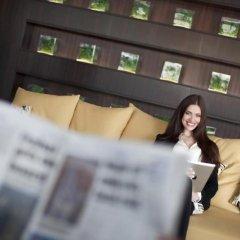 Отель Pearl Rotana Capital Centre интерьер отеля фото 3