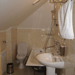 Гостиница Аист ванная фото 2