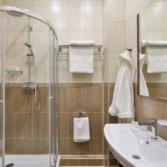 Гостиница Аустерия в Белгороде отзывы, цены и фото номеров - забронировать гостиницу Аустерия онлайн Белгород ванная
