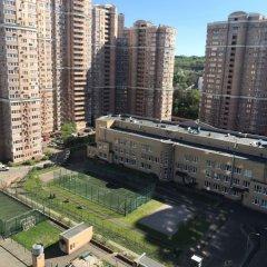 Гостиница A-Rent in Kiev балкон