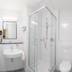 Hotel Nummerhof Эрдинг ванная