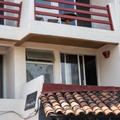 Отель Isabel Suites Zihuatanejo балкон