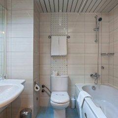 Dosi Hotel Турция, Сиде - отзывы, цены и фото номеров - забронировать отель Dosi Hotel - All Inclusive онлайн ванная