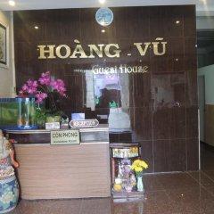 Отель Hoang Vu Guest House Далат интерьер отеля